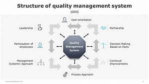 Structure Of Quality Management System  U2013 Diagram