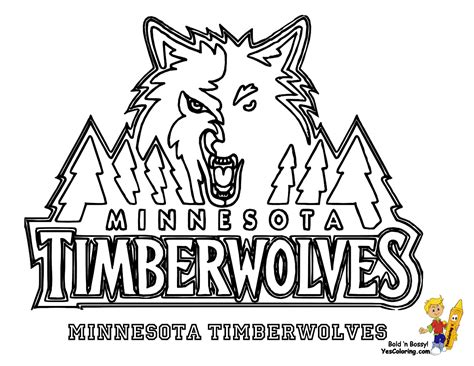 Basketball Team Logo Coloring Pages Coloring Pages For Free