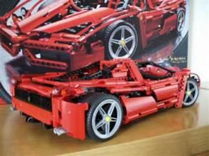 Lego Technic Ferrari : lego racers 8653 enzo ferrari 8145 ferrari 599 gtb fiorano youtube ~ Maxctalentgroup.com Avis de Voitures