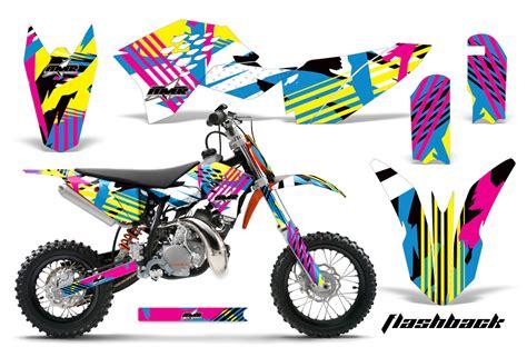 graphics for motocross bikes 2009 2015 ktm sx50 graphics kit over 40 designs