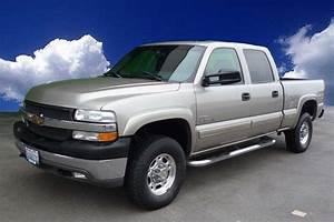 Gamblin Motors  2001 Chevrolet Silverado 2500 Diesel Pewter