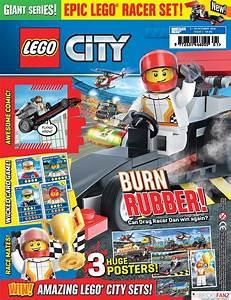 Lego City Magazin : new lego giant series magazine out now bricksfanz ~ Jslefanu.com Haus und Dekorationen