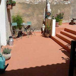 peinture etancheite exterieur terrasse balcon With beton etanche pour terrasse