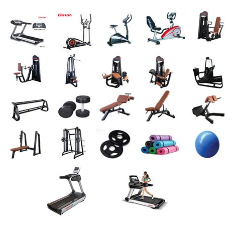 complete gym equipment package china gym