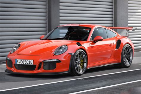 911 Gt Rs by Used 2016 Porsche 911 Gt3 Rs Pricing For Sale Edmunds