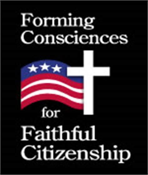 forming consciences for faithful citizenship forming consciences for faithful citizenship