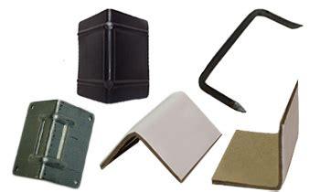 strapping accessories strapping staples edge  strap protectors corner board