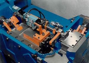 Vaill End-forming Machine