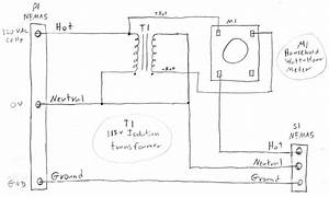 Wiring An Electric Meter  Wiring  Free Engine Image For User Manual Download