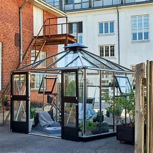 Gewächshaus Aus Glas : gew chshaus oase 8 8m aus aluminium und sicherheitsglas 3mm juliana ~ Whattoseeinmadrid.com Haus und Dekorationen
