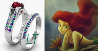 domino wedding rings 23 disney inspired engagement rings for your future prince