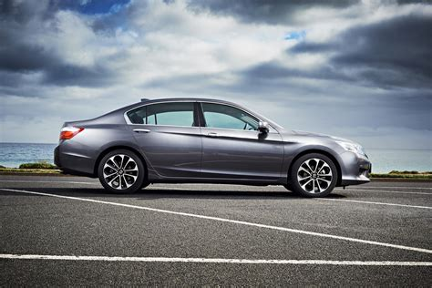 2015 Honda Accord Sport Hybrid Review  Photos Caradvice