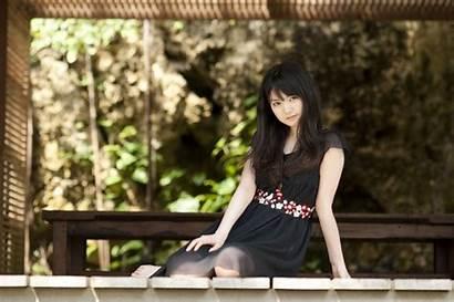 Michishige Sayumi Asian Lady Portrait Mocah Positions