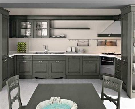 pictures of kitchens with grey cabinets 22 best cucine aran images on italian kitchens 9121