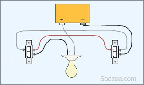 simple wiring diagram for 3 way switch simple home electrical wiring diagrams sodzee