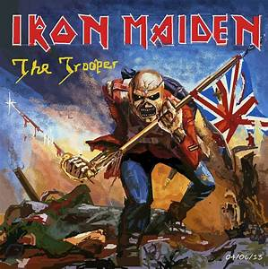 Iron Maiden The Trooper | www.imgkid.com - The Image Kid ...