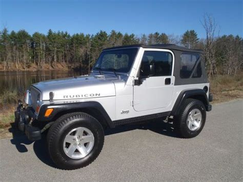 how to learn everything about cars 2003 jeep liberty on board diagnostic system find used 2003 jeep rubicon wrangler in tyngsboro massachusetts united states