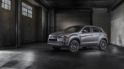 Mitsubishi Xpander Limited 4k Wallpapers by 2018 Mitsubishi Outlander Sport Limited Edition Wallpaper