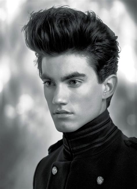 Mens Hairstyles In The 1950s by 1950 S S Greaser Hairstyles Mens Craze