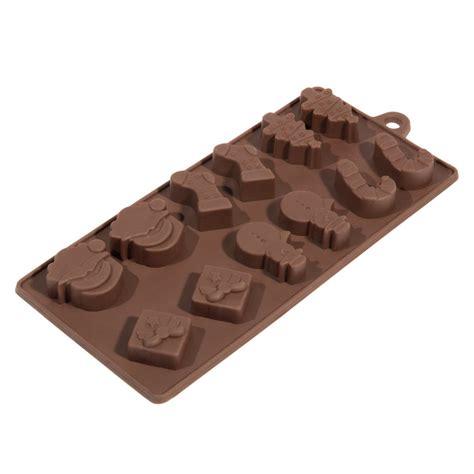 moule de cuisine moule à chocolat noël maisons du monde