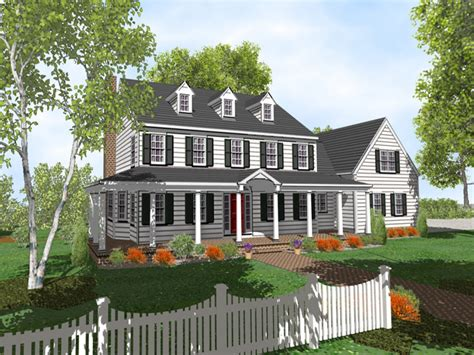 two story farmhouse 2 story colonial style house plans two story farmhouse