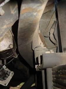 Bent Truck Frame  Chrisren Old Truck
