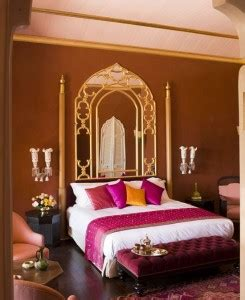 chambre style hindou decoration hindou