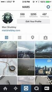 Instagram Screenshots :: Mobile Patterns