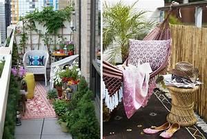 awesome idee deco pour petit jardin 3 20 jolis petits With idees amenagement jardin exterieur 3 20 jolis petits balcons joli place