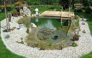 Kleine Gartenteiche Beispiele : fische im teich fische f r den gartenteich und fischteich ~ Whattoseeinmadrid.com Haus und Dekorationen