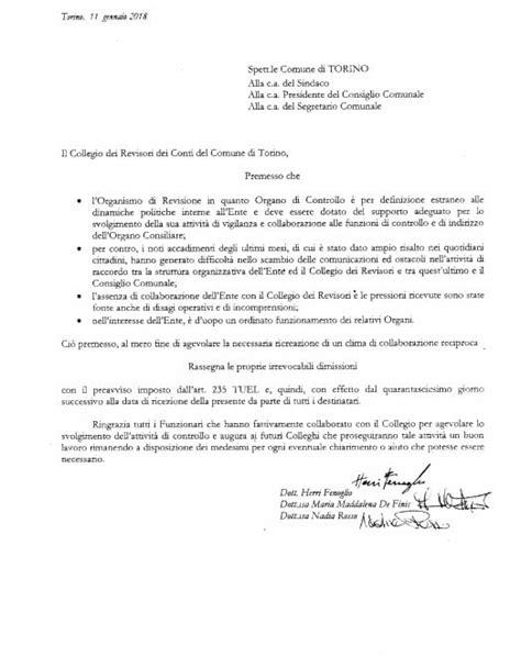 Lettere Dimissioni Volontarie by Lettera Dimissioni Firmakoek