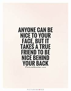 Anyone can be n... Nice Talks Quotes