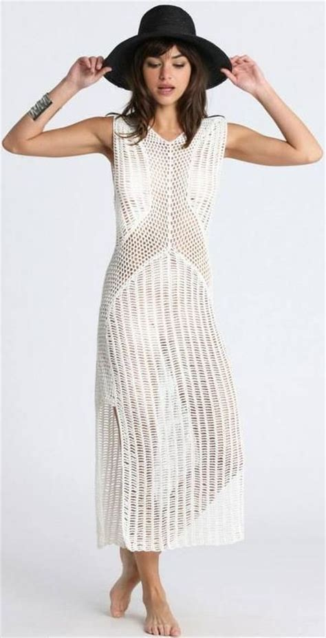 bm5198 pattern mesh dress 17 best images about trend simple crochet mesh nets on