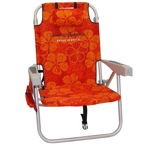 Bahama Backpack Chairs by New Bahama Chair W Cooler Storage Pouch