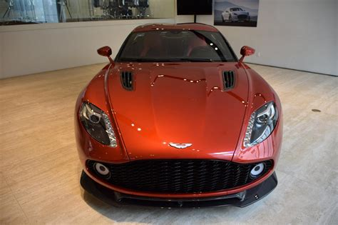 Media Gallery Fabulously Looking Aston Martin Vanquish