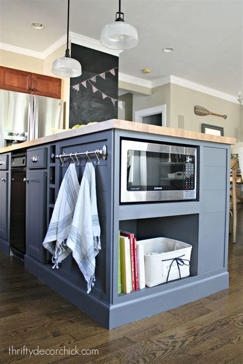 Microwave in the Island! (Finally!)   Best of Pinterest