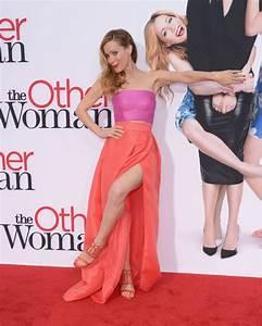 Leslie Mann - 'The Other Woman' LA Premiere - Red Carpet ...