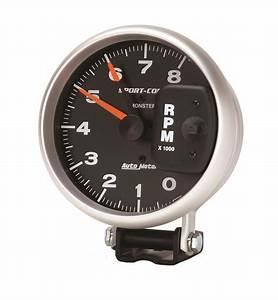 Auto Meter 3980 Sport
