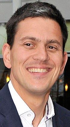Mediator Shower by Labour S Ex Foreign Secretary David Miliband Praises David