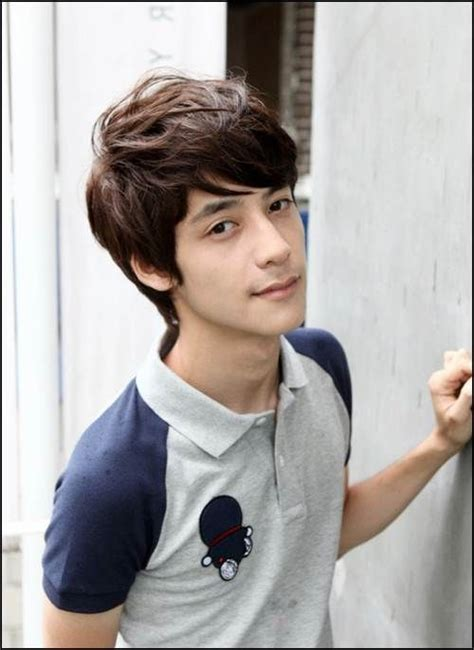 Hairstyles For Asian Boys by Best 25 Asian Hairstyles Ideas On Asian