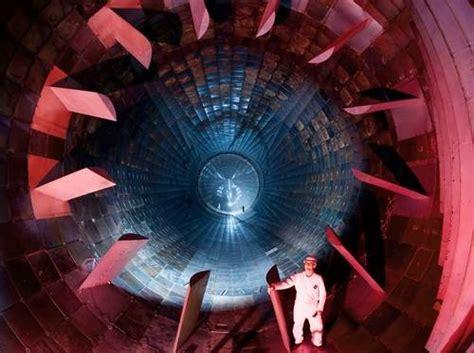 el tunel de viento supersonico permite probar vehiculos