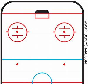 Hockey Rink Diagrams  U0026 Practice Plan Templates