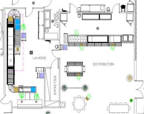 plan cuisine professionnelle gratuit akfn etude installation depannage entretien cuisine