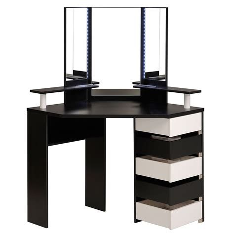 up vanity table 15 corner dressing table design ideas for small