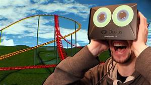 Oculus Rift Rollercoaster | MAYBE I'M OVER MY FEAR OF ...
