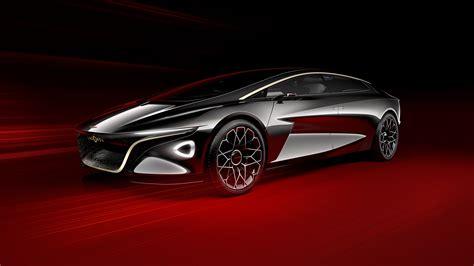 2018 Aston Martin Lagonda Vision Concept 4k 3 Wallpaper