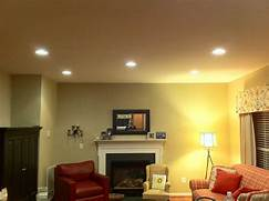 No Ceiling Light In Living Room of Living Room Affordable Living Room Lighting Setup With Recessed Ceiling Lig