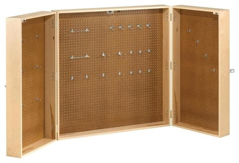 wall mounted tool storage cabinet contemporary garage
