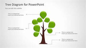 Tree Diagram Template For Powerpoint