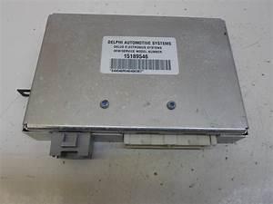 Suspension Control Module Cadillac Escalade 2003 2004 2005